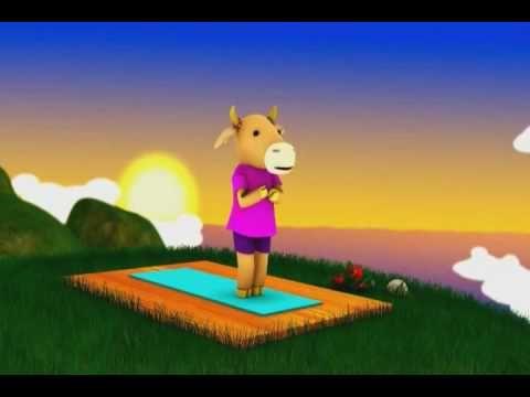 Yoga para niños,