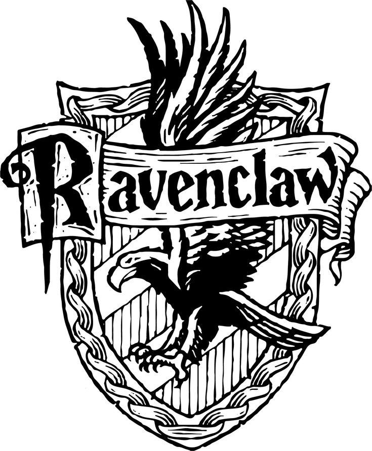 Download Ravenclaw Harry Potter SVG badge for cricut, digital ...