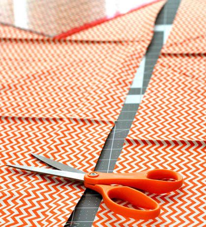 Looking for the perfect gift for someone who loves sewing? A pair of Fiskars Original Orange-Handled Scissors are a timeless and trusted tool for quilters and seamstresses and tailors alike.