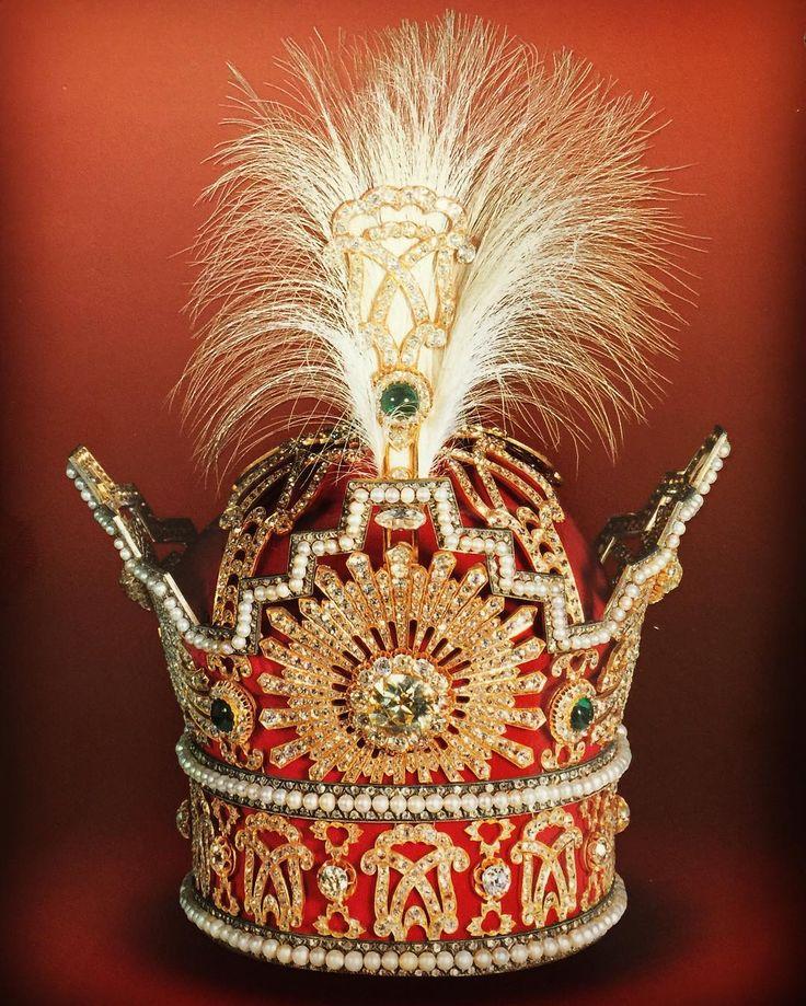 Шахская корона, Иран