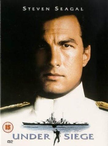 Directed by Andrew Davis.  With Steven Seagal, Gary Busey, Tommy Lee Jones, Erika Eleniak. A former S.E.A.L., now cook, is the only person who can stop a gang of terrorists when they seize control of a U.S. Navy battleship.
