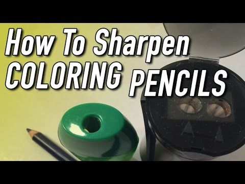 Cher Kaufmann, international artist and author shares insight on best care practices of colored pencils. Proper sharpening of your pencils can help sustain a...