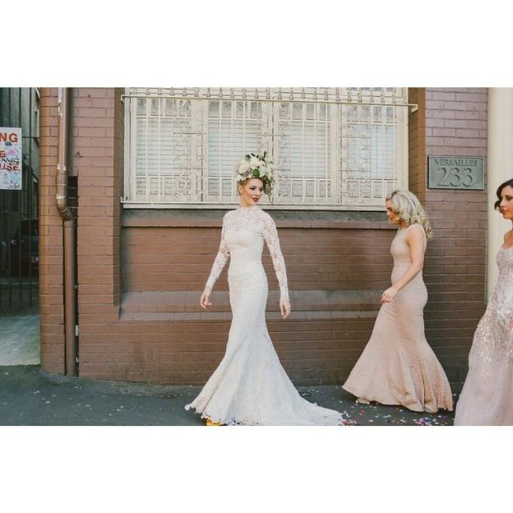 25 Photos That Will Convince You to Go Modest on Your Wedding Day: When we first spotted Nicky Hilton on her wedding day, our jaws nearly fell to the ground.