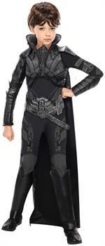CostumePub.com - Girl's Superman Faora Costume
