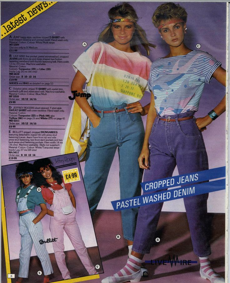 Empire Stores 1983 Spring Summer Mail Order Catalogue