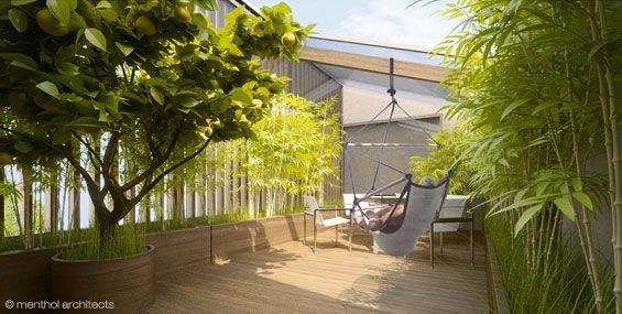 Passive house 'Sky Garden' has been awarded first prize and the title of Energy Efficient Home of the Year at International Construction Fair BUDMA 2013 in Poznan, Poland