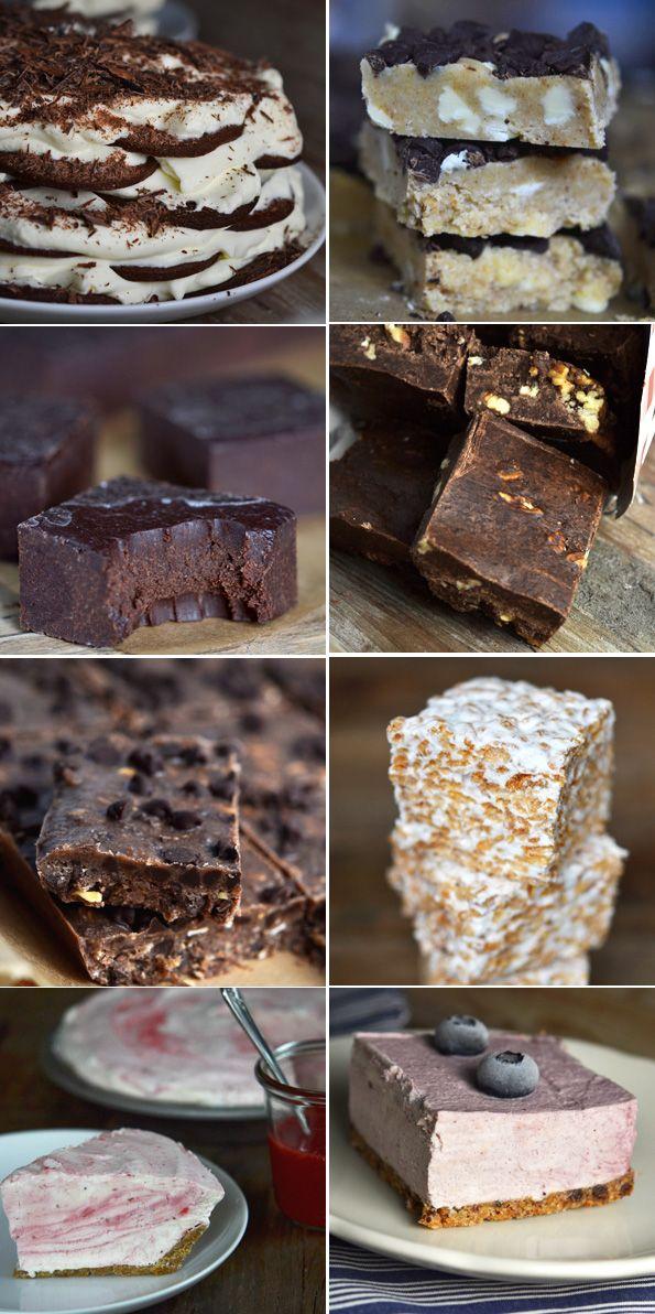 No Bake Gluten Free Bar & Pie Recipes - Gluten-Free on a Shoestring