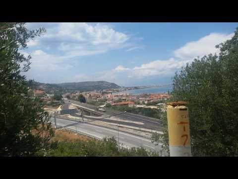 Ολυμπία οδός - Αιγείρα, Κριός Ποταμός - YouTube