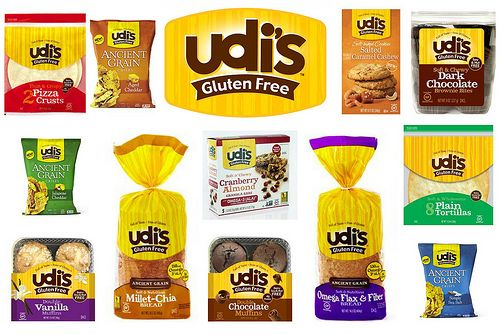 Everything you need to know about going #glutenfree from your friends at Udis!