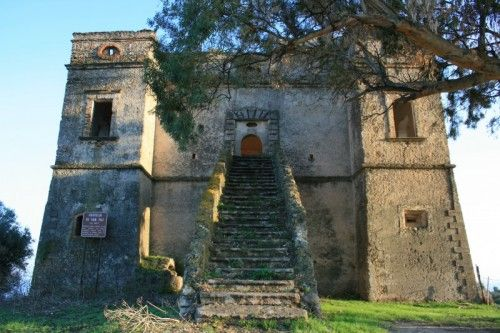Castello di Fili http://bit.ly/CASTELLO-SAN-FILI
