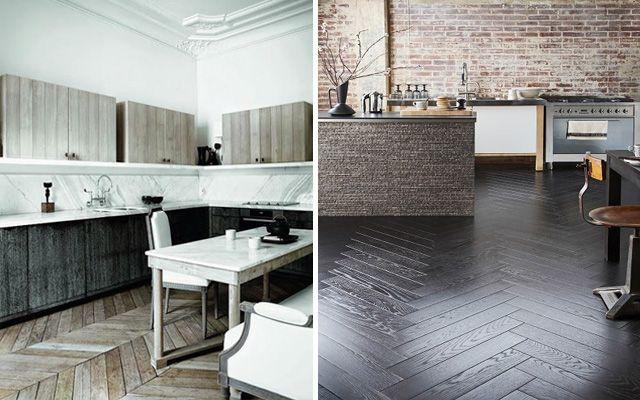 M s de 1000 ideas sobre suelos de madera de espiga en for Suelos laminados en espiga