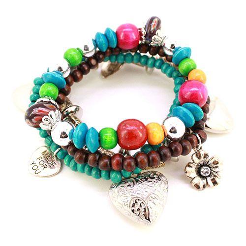 Image of Bohemian Style Bracelet Pack