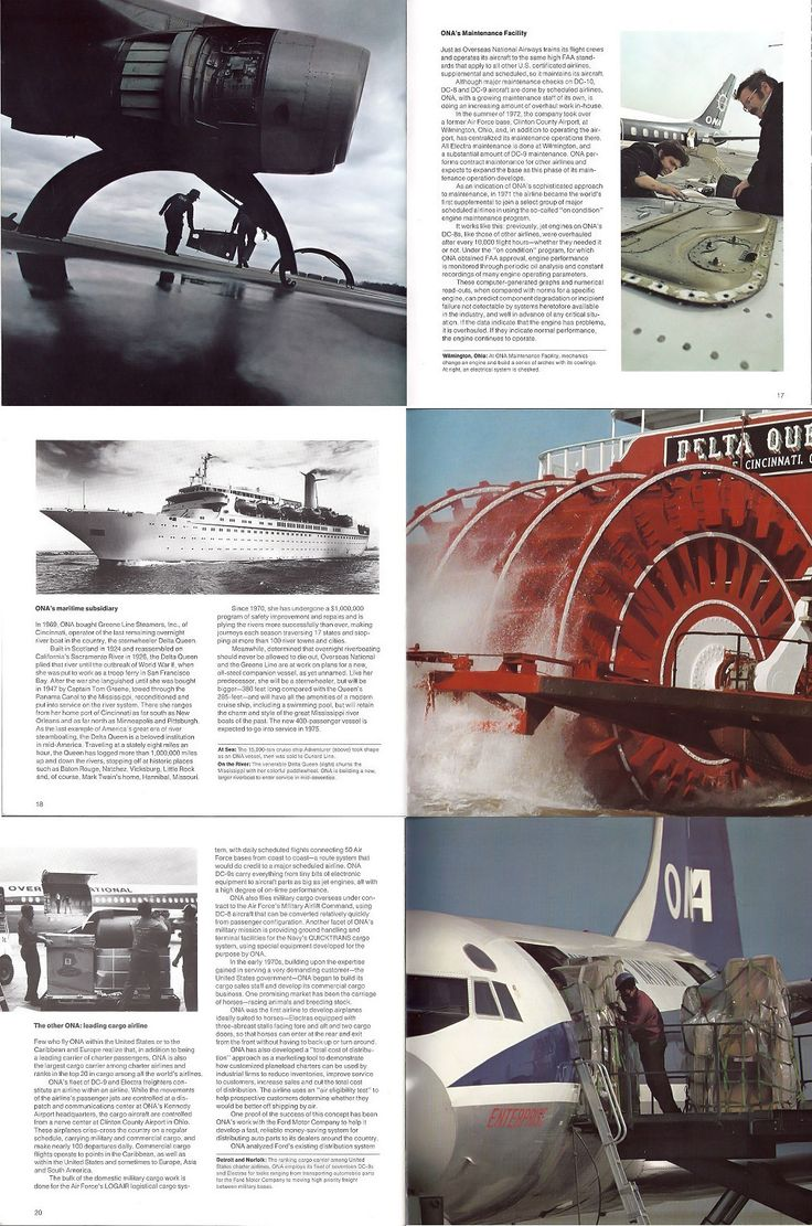 4 of 5 - 28 page marketing brochure with the most comprehensive history and outline of the company dating from 1974