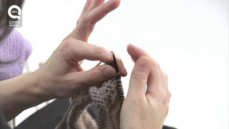 Lavora a maglia con Emma Fassio - Punto diritto con la tecnica continentale