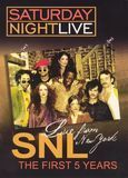 Saturday Night Live: Live From New York - The First Five Years [DVD]