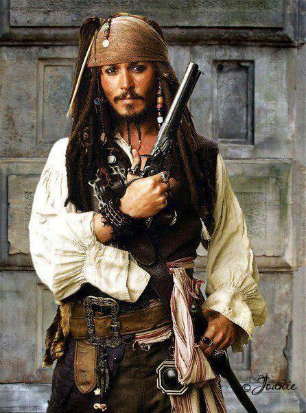 THE MAN Johnny Depp!