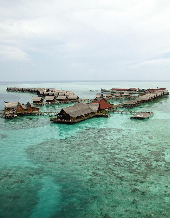 Sipadan island,Malaysia: