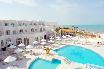 Séjour Tunisie Sélectour, promo séjour Djerba pas cher Sélectour au Télémaque Beach & Spa 4* prix promo Sélectour Voyages à partir 449,00 € TTC au lieu de 689.00 €