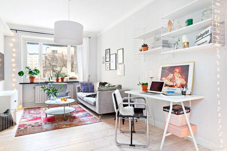 Bostadsrätt till salu på Lundagatan 44 B i Stockholm - Mäklarhuset