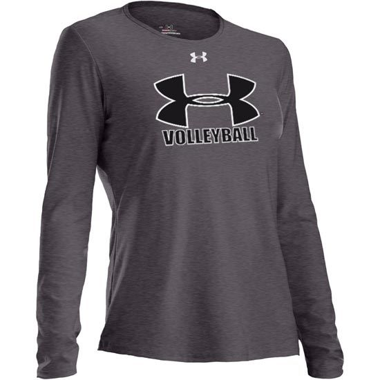 Under Armour Women's Volleyball Long Sleeve Tech T-Shirt