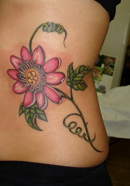 top 25 best flower rib tattoos ideas on pinterest rib tattoos flower tattoos and pretty. Black Bedroom Furniture Sets. Home Design Ideas