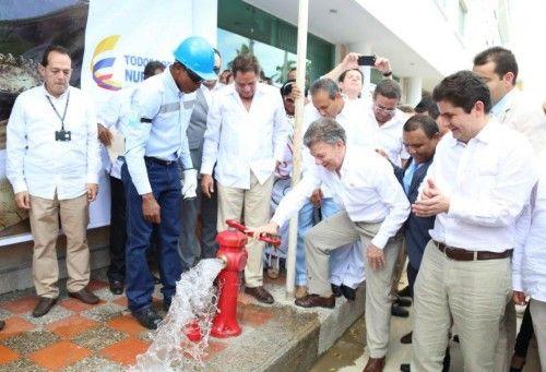 El Sector Histórico de Riohacha cuenta con servicio de agua las 24 horas del día ~ Entre Notas Rosa