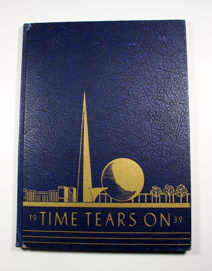 1939 New York World's Fair, Times Tears On book for members of Cashiers Club