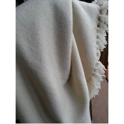Anti Allergy Bedding - Border Leicester Throw Blanket