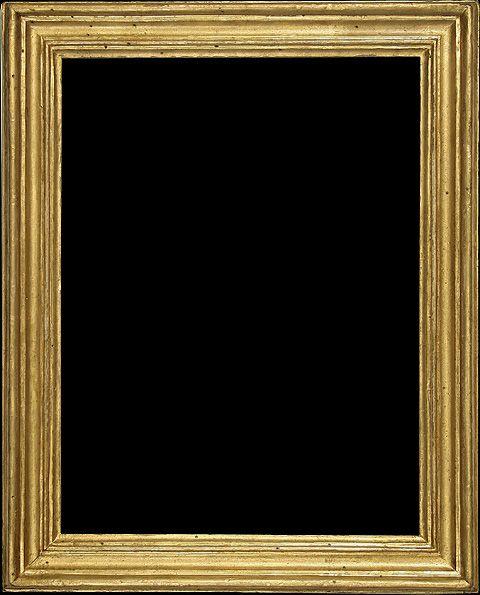 Antique Roman Gold Picture Frame
