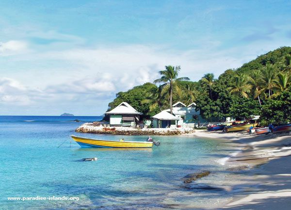 Mustique Beach A Mysterious and Mystical Place