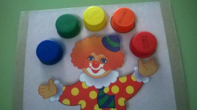 Развивающая игра для детей 2–4 лет «Умные ручки» - Для воспитателей детских садов - Маам.ру