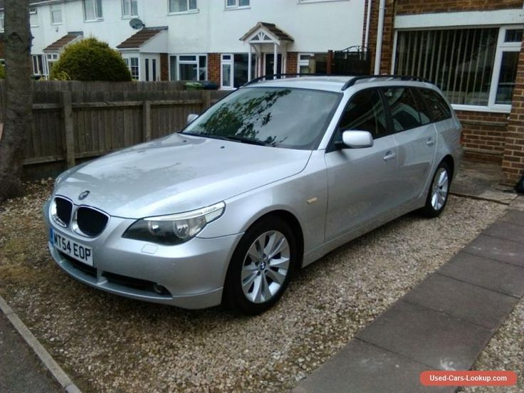 2004 BMW 525D SE Touring Auto.  New MOT and full service history #bmw #525 #forsale #unitedkingdom