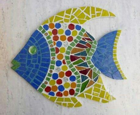 Peixe Colorido  -Vânia Pilotto