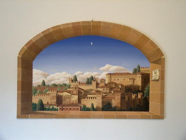17 best images about trompe l 39 il realist paintings on pinterest - Trompe l oeil toilette ...