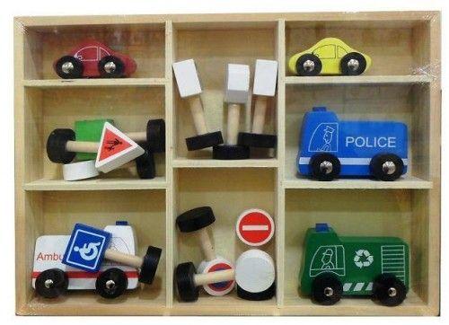 Eğitici Oyuncaklar Trafik set