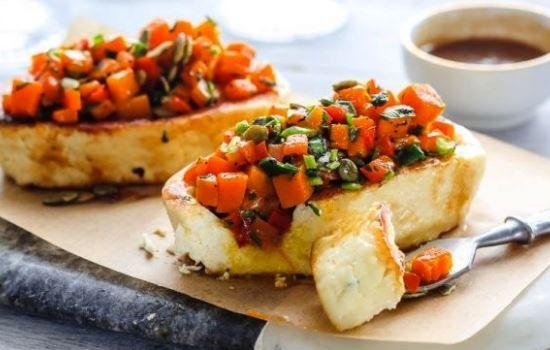 Рецепты жареного адыгейского сыра, секреты выбора ингредиентов и