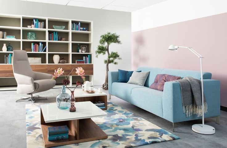 Woontrend True Blue | Eijerkamp #inspiratie #woontrends #interieur #blauw