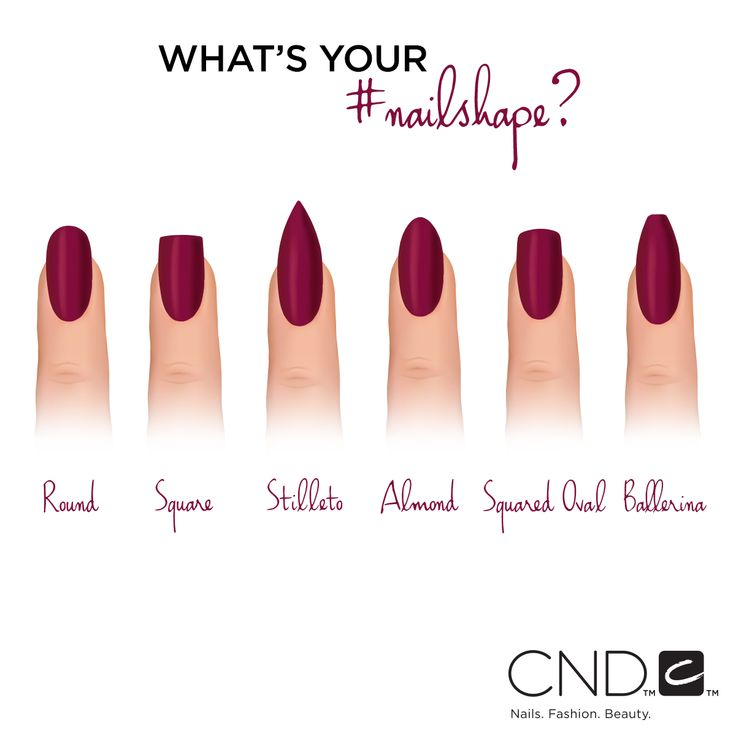 Long Nail Shapes: Which Nail Shape Do You Prefer When You Get A Manicure