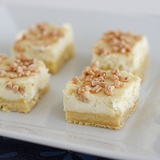 Creme Brulee Cheesecake Bars - simple ingredients