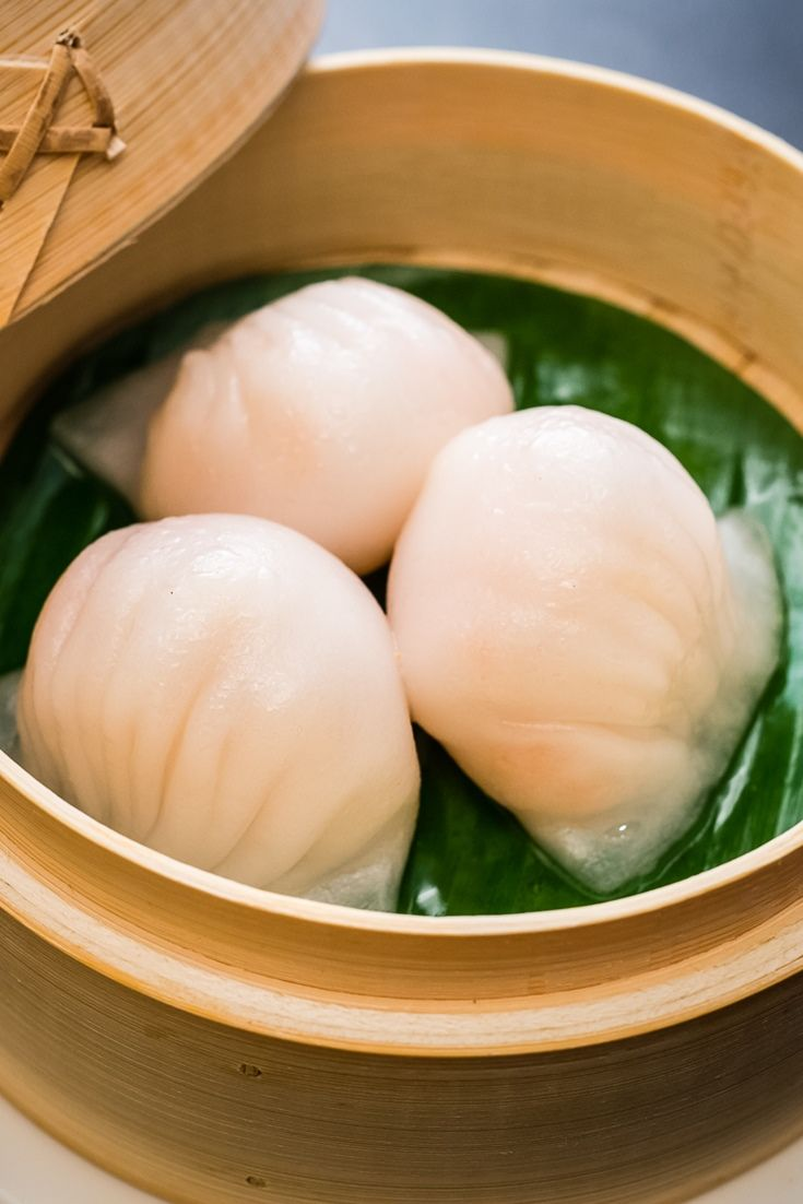 Tong Chee Hwee shares a fantastic steamed dumpling recipe for har gau, traditionally served as part of dim sum.