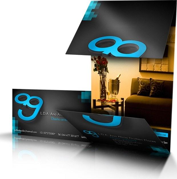 28 best Beautiful Brochure Design images on Pinterest - interior design brochure template