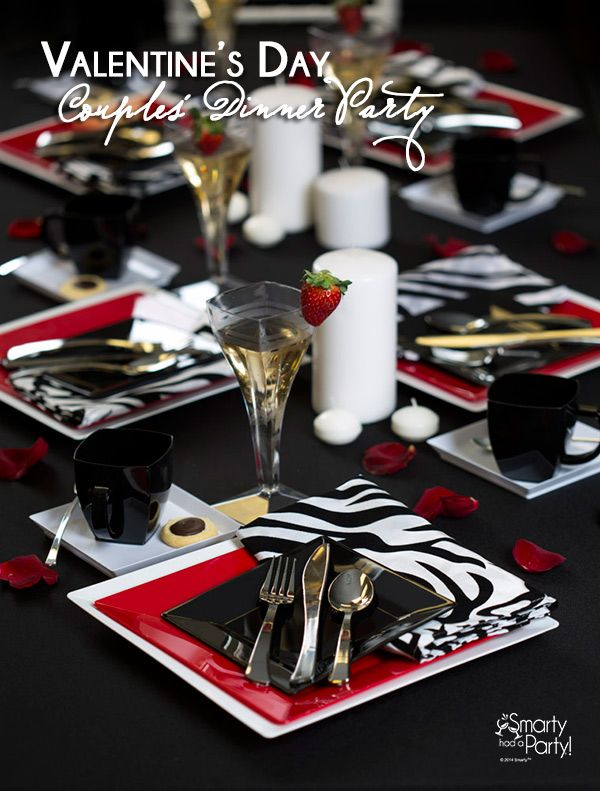 1000 ideas about formal dinner on pinterest backyard for Valentine day ideas for couples
