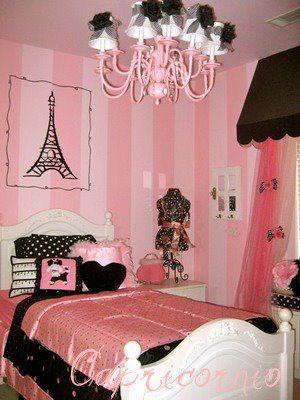 19 Best Images About Teen Paris Room On Pinterest Paris