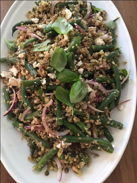 Green Bean & SuperBlend Fibre Salad
