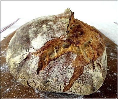 Limara péksége: Magas hidratáltságú kovászos kenyér lassú kelesztéssel