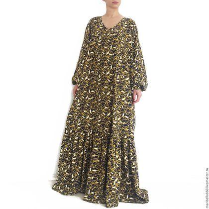 Купить или заказать BOHO CHIC длинное платье в пол бохо в интернет-магазине на Ярмарке Мастеров. Идеальное платье для нового сезона. Крупногабаритные, рыхлый силуэт, длинные рукава. Шарф / ремень включен. Он подходит также для добавочных размеров и будущих мам. Средний вес, не эластичная ткань. ------------------------------------------------------------------------- Таблица размеров: XS (US 0 / EU 32 / UK 4): Обхват груди 30in (76см) Обхват талии 23in (58см) Обхват бедер 33in ...