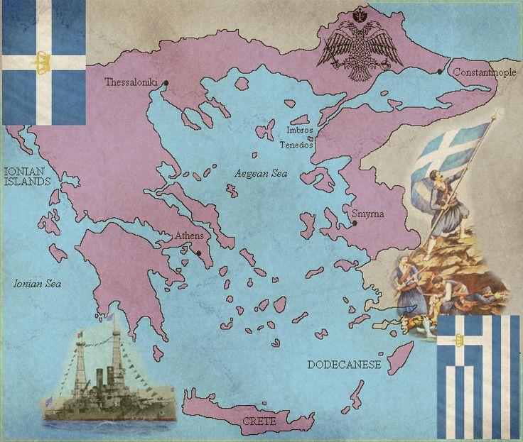 Greece 1920 by Kyriakos-Cyp on DeviantArt