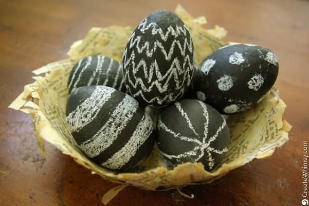 How to Make Easter Eggs Eggs-citing!