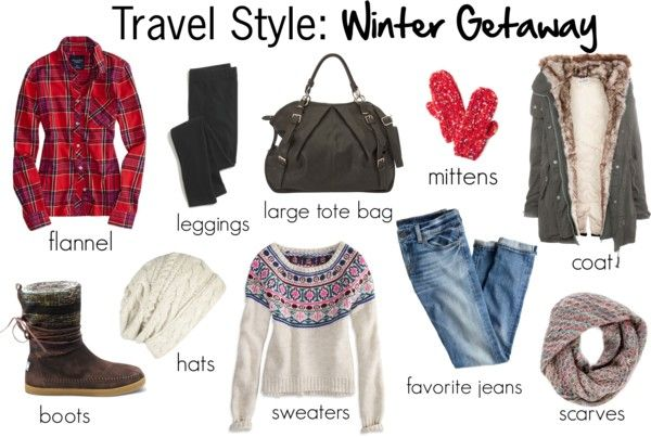 How to pack for a weekend in the snow! - Savvy Sassy Moms