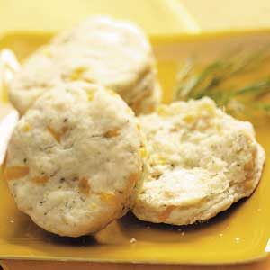 Cheddar Dill Biscuits | Recipe